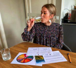 Wijnproeverij voor thuis